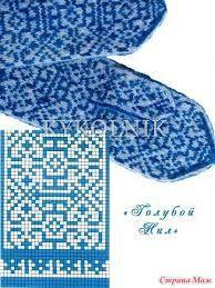 Kuvahaun tulos haulle узоры для рукавичек