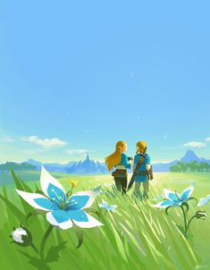 See more 'The Legend of Zelda: Breath of the Wild' images on Know Your Meme! The Legend Of Zelda, Legend Of Zelda Breath, Film Anime, Anime Art, Image Zelda, Fan Art, Botw Zelda, Link Zelda, Korok Zelda