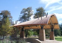 Pavilion, More Photos, Constellations, Pergola, Outdoor Structures, Landscape, Scenery, Outdoor Pergola, Star Constellations