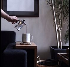 AV. I Love Coffe, Coffee Bread, Ikko, Brewing, Alternative, Breakfast, Interior, Morning Coffee, Indoor
