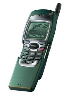 The first GPRS WAP enabled phone
