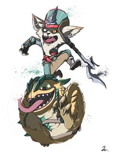 League of Legends Kled