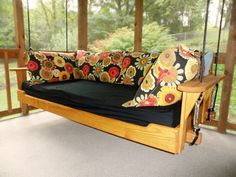 Hanging  #Porch  #Bed  #Swing from Picsity.com