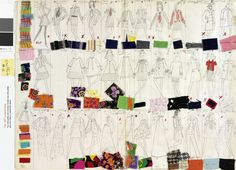 YSL Inspired: The Designer's Colorful Career Reimagined