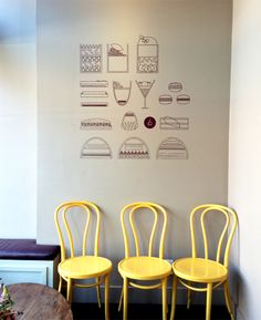 Pastry Icons at b.patisserie #sanfrancisco