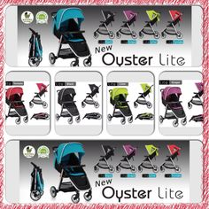 Oyster Lite now in store