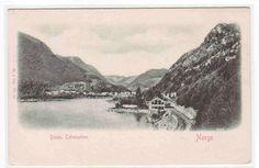 Panorama Telemarken Dalen Norge Norway 1905c postcard   eBay