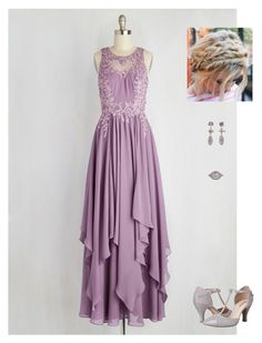 """""""Lexine"""" by ninfodora ❤ liked on Polyvore featuring Repetto and Melissa Joy Manning"""