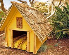 Designer Dog Houses Pet house Cats Turtles by DesignerDogHouse
