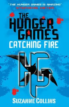The Hunger Games Catching Fire- Suzanne Collins book in The Hunger Games series Suzanne Collins, Best Books To Read, Great Books, My Books, The Hunger Games, Hunger Games Trilogy, Tribute Von Panem, Thing 1, Hunger Games Catching Fire
