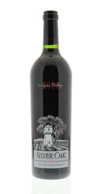 Silver Oak Napa Valley Cabernet Sauvignon 2008 - gift from M. Mahesh 12/13 to Greg. Absolutely delicious!!!