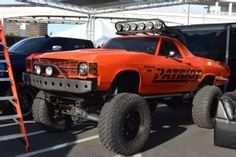 View 2015 SEMA Show Day 1 4x4 El Camino - Photo 158239319 from SEMA 2015 Day 1 – 4x4 Rigs Everywhere!