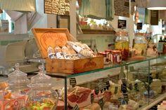 Lina Stores Italian Deli @ Brewer Street.