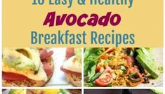 Start your day off right with these easy & healthy avocado breakfast recipes. Check them out and then learn more about the benefits of eating avocados. Hard Avocado, Avocado Egg Bake, Avocado Tree, Healthy Egg Breakfast, Avocado Breakfast, Avocado Health Benefits, Avocado Recipes, Veggie Recipes, Keto Recipes