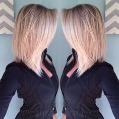 This cut?? With slightly different color/highlights