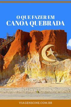 O que fazer em Canoa Quebrada: entre dunas, falésias, a Broadway e até voos de parapentes, confira todos os passeios muito além de um bate volta de Fortaleza