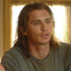 James Franko Long Hair