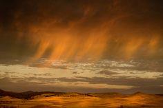 Eric Meola / America / Rain Storm, Sunrise. South Dakota