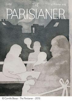 Parisianer cover