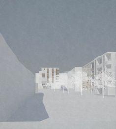 Towers and Flagship Hub Proposal / mæ