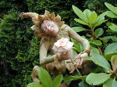 Garden Fairy by Shelley Potter on ARTwanted