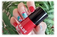 Las uñas de Julia: Nails Art con water decals