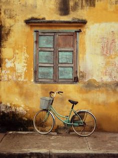 Vietnam bike by Sarka Trager