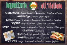 CLIENTE: New Bar Mojito  LAVORO: Adesivo Menù