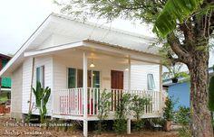 รีวิวสร้างบ้านด้วยตนเอง งบสามแสนบาท http://www.banidea.com/small-house-vintage-by-bee/