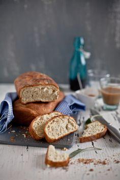 Ricotta-Salbei Brot