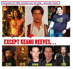 ahaha! I love Brendan Fraser, but this is so great! :P