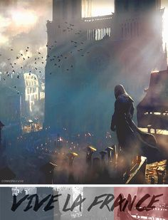 Assassins Creed Unity: A new story begins…