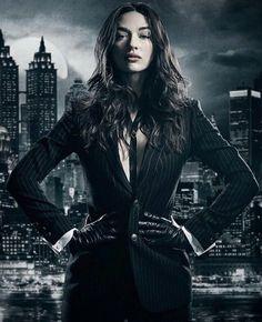 Crystal Reed in Gotham as Sofia Falcone
