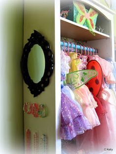 BBB: Dress-Up Storage!