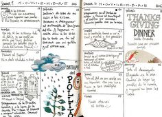 Journal pages Uno | Flickr - Photo Sharing!