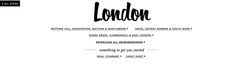 Fathom for Kate Spade city guide to London. Worth a look, ladies!