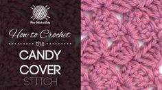 Crochet Stitchionary NewStitchaDay.com