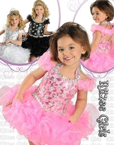 Online Shop Best sell 2016 Ball Gown Cupcake little Kids Outstanding Beaded Organza Toddler Pageant Dress Flower Girl Dresses Girls Holiday Dresses, Girls Formal Dresses, Flower Girl Dresses, Toddler Pageant Dresses, Prom Dance, Birthday Dresses, Dance Dresses, Dress Patterns, Ball Gowns