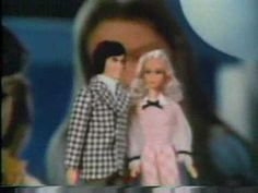 1973 Quick Curl Barbie & Mod Hair Ken Commercial.