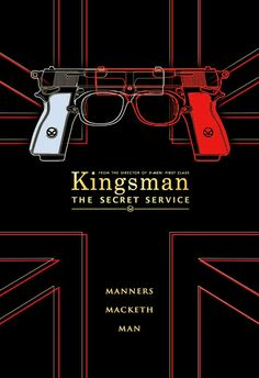 Kingsman: The Secret Service (Matthew Vaughn) Movies And Series, Movies And Tv Shows, Iconic Movies, Good Movies, Kingsman Movie, Kingsman The Secret Service, Matthew Vaughn, Kings Man, Alternative Movie Posters