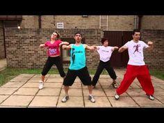 ▶ GET LOW By Chakaboom Fitness - YouTube