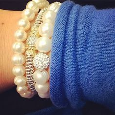 Vahan and pearls!