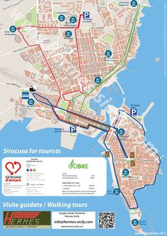 Local shuttle busses to visit Syracuse Visit Sicily Pinterest