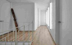 Двухуровневая квартира от архитектурного бюро FORM