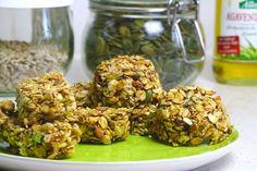 barres de cereales vegetaliennes maison
