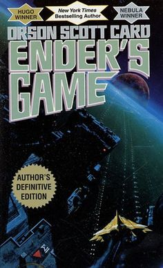 Ender's Game: Author's Definitive Edition. paperback