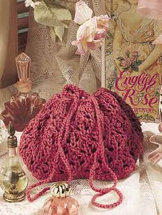 Lacy Summer Purse FREE