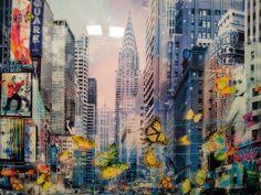 New York City byJoseph Klibansky