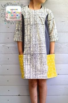 Fashion Sewing, Diy Fashion, Fashion Outfits, Sewing Clothes, Diy Clothes, Clothes For Women, Clothing Patterns, Dress Patterns, Dresses With Vans