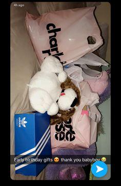 @yeadatkayla 21st Birthday Presents, 16th Birthday, Girl Birthday, Cute Relationship Goals, Relationship Gifts, Relationships, Spoiled Girlfriend, Birthday Goals, Birthday Ideas